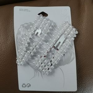 Brand new hair clips